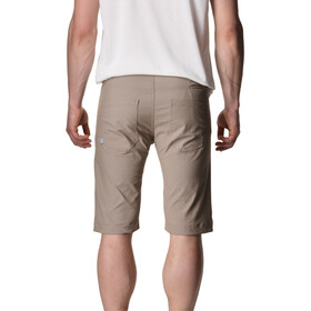 Houdini Way To Go Shorts Men reed beige